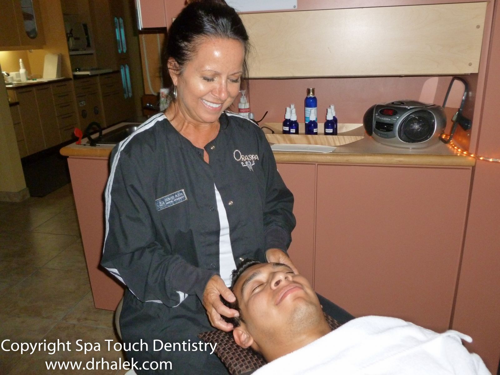 Spa Dentistry General And Cosmetic Dentist